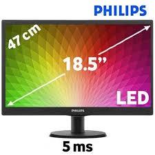 """Монитор Philips 18.5""""LED 193V5LSB2/10"""